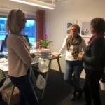 invigning glaucus assistans nya kontor inspektion