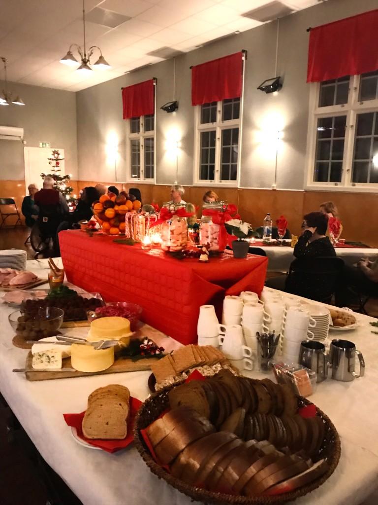 Ost och bröd julbord uppsala glaucus personlig assistans